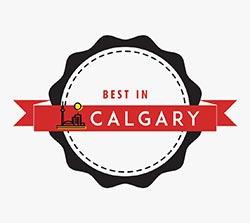 Award as one of Calgary's best custom home builders